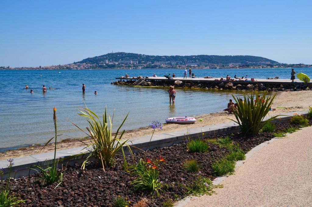 plage Balaruc