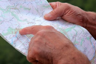 Plan de situation des locations